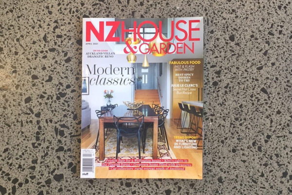 Pacific Environments on cover of NZHG