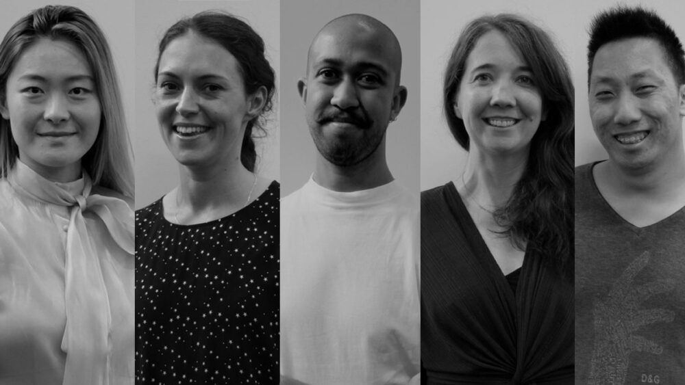 New Pacific Environments team members