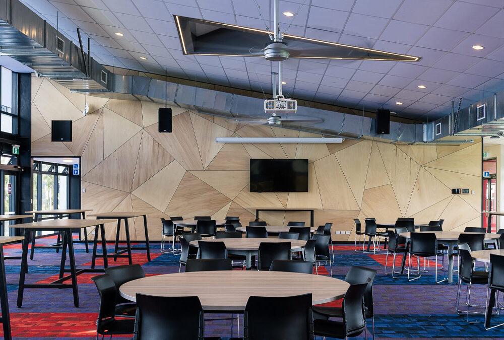 North Harbour Hockey Centre Interiors
