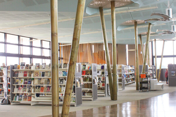 Waiheke Library makes itinerary